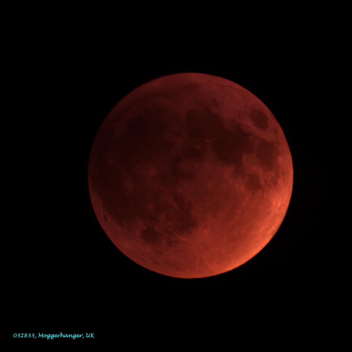 Lunar Eclipse Sept 28 2015