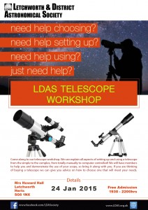 Telescope Workshop1