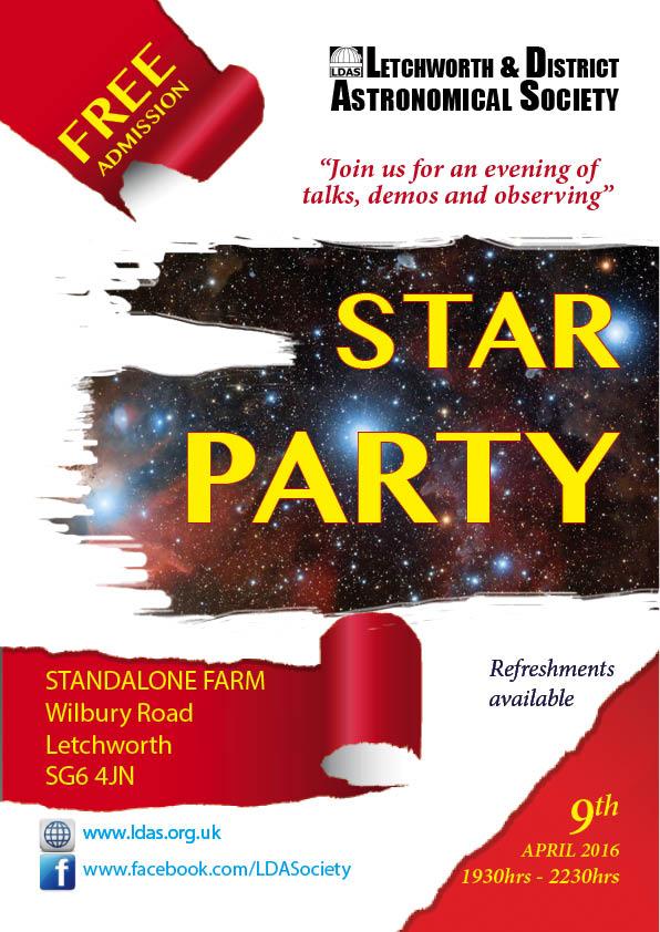 Spring Star Party v4