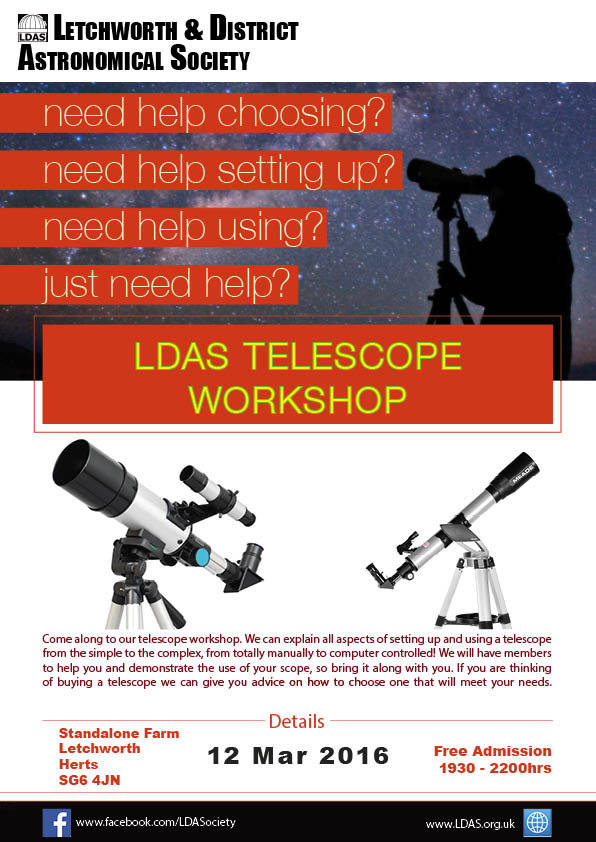 Telescope Workshop