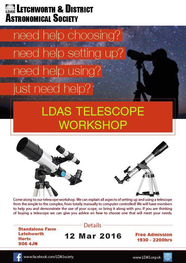 Telescope Workshop