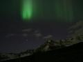 Aurora from Skaftafell, Iceland, Feb 2014